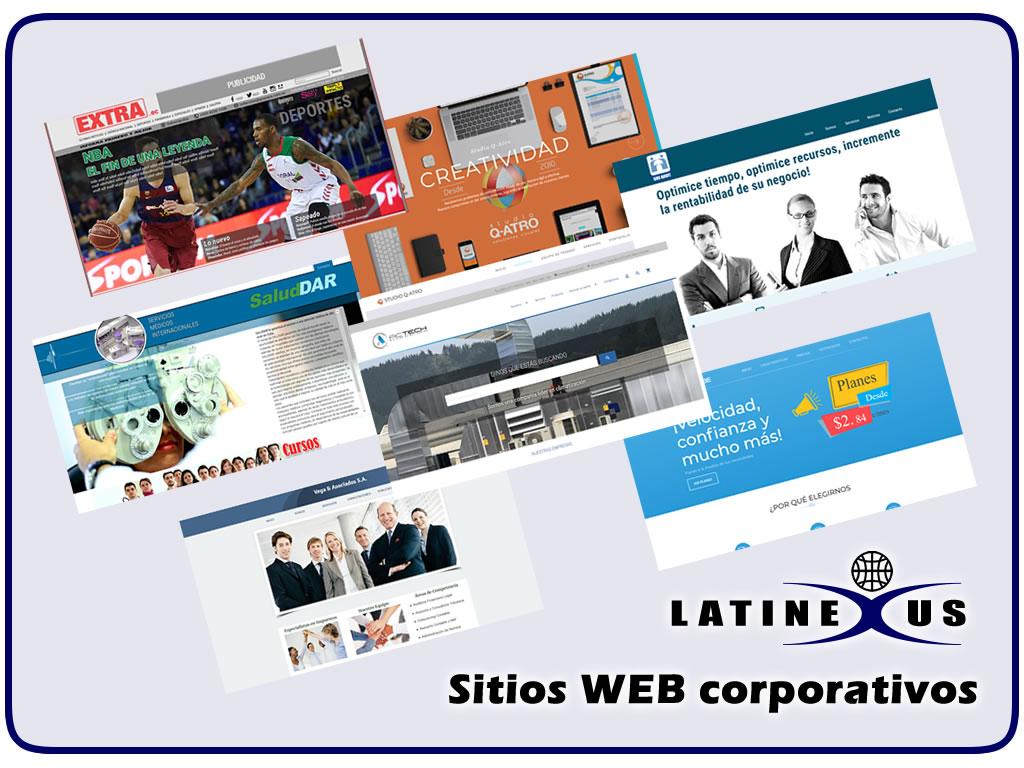 Creación de sitios WEB para empresas